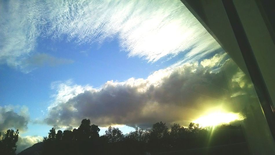 Tbt Morenovalley Clouds First Eyeem Photo