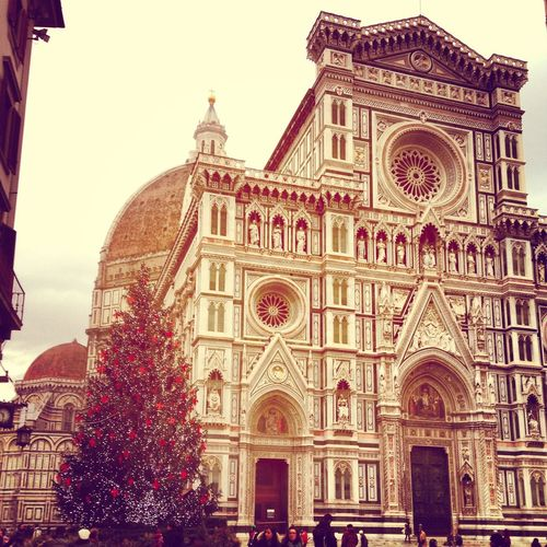Il Natale a Firenze! Hello World Florence Duomo Italy Architecture First Eyeem Photo