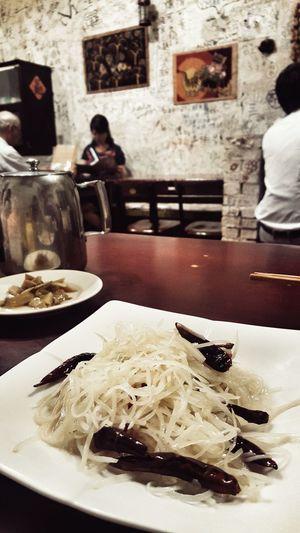 Shanxi Food Sour Spicy Potato Strips