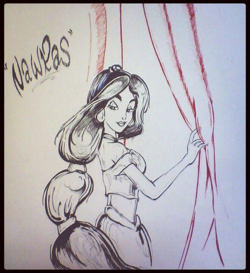 Art My Drawing Sketch Drawing