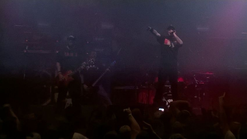 Hatebreed Rock'n'Roll Heavymetal Live Music Concert Theknittingfactory Destroy Everything