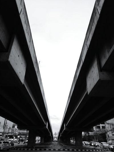 """align = """"center"""" Under Bridge"""