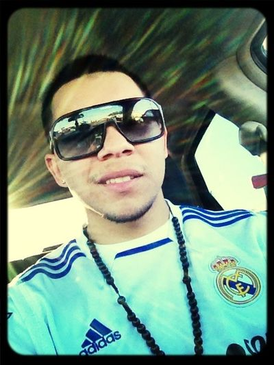 Real Madrid Shirt Kinda Day