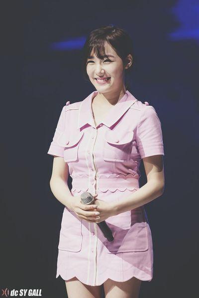 [FanTaken] 140315 Tiffany @ Wapop Concert -[©As Tagged] Tiffany SNSD GirlsGeneration Soshi