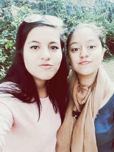 Friendship So Cool Taking Photos Photooftheday Just One Of Those Days  Milkshake✌ Being Happy Karime & Miros