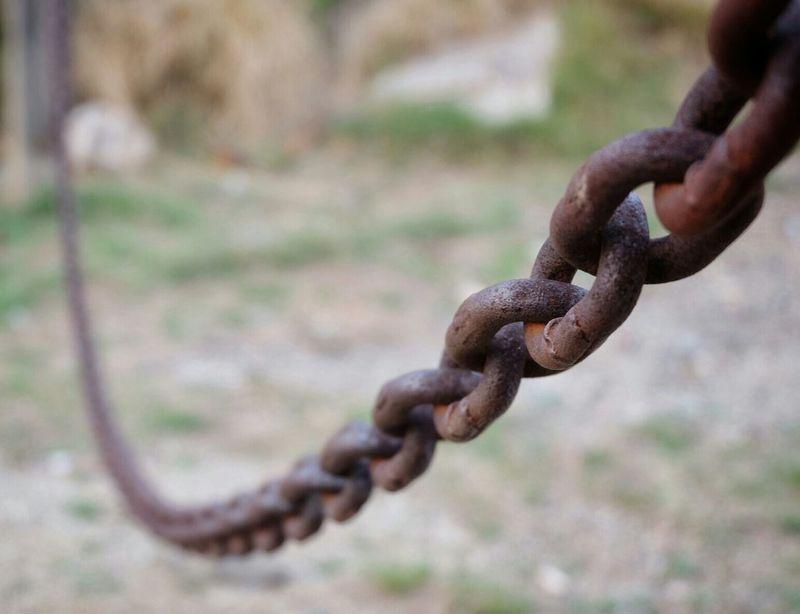 Cadena Iron Chain Taking Photos FUJIFILM X-T10 como los eslabones de una cadena, somos parte de un todo, que solo tu puedes romper... marca la diferencia, se tu mismo... cree en ti !!!!!