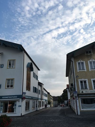 Bad Tölz Bavarian City Marktstrasse