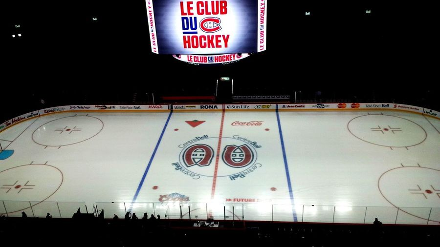 Precision NHL Hockey Habs Canadiens