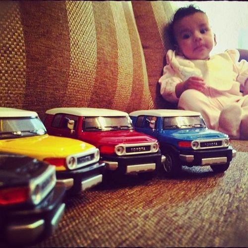 Mylolo FJ Toy Toyota wehysalhbbaby