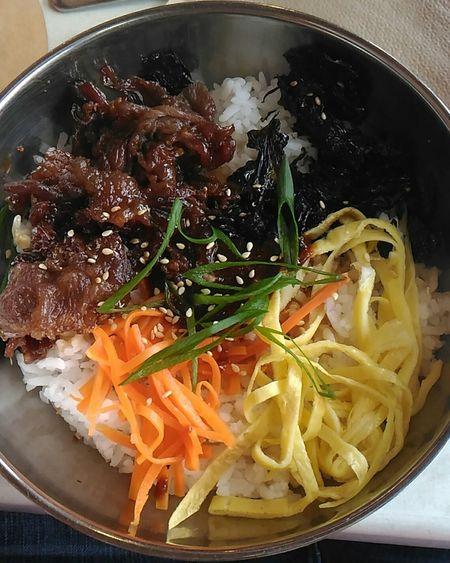 Bibimbap Food Attemptsatphotography EyeEm Asuszenfone2 Korean Food Foofporn