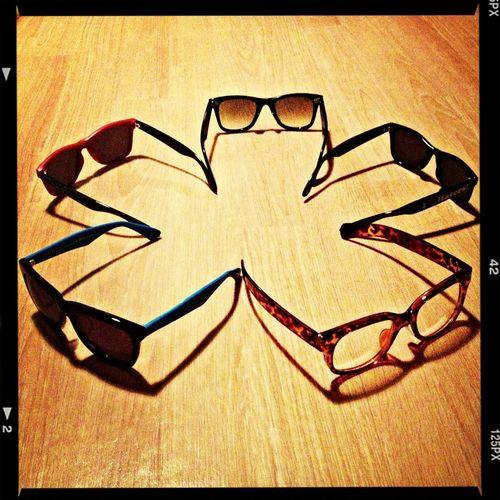 お気に入りのサングラス達☆