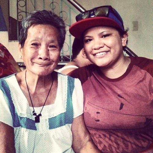 Myfavouritepersonintheworld Grandama OneLove Philippines Picoftheday Photooftheday Familyhangs Family Nanay Filó