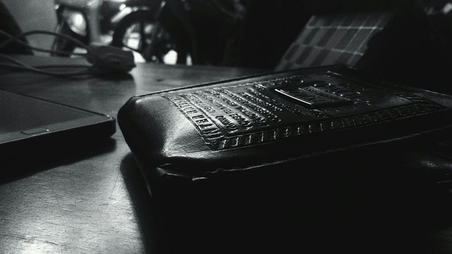 Wallet Mobile Photography Blackandwhite Black And White