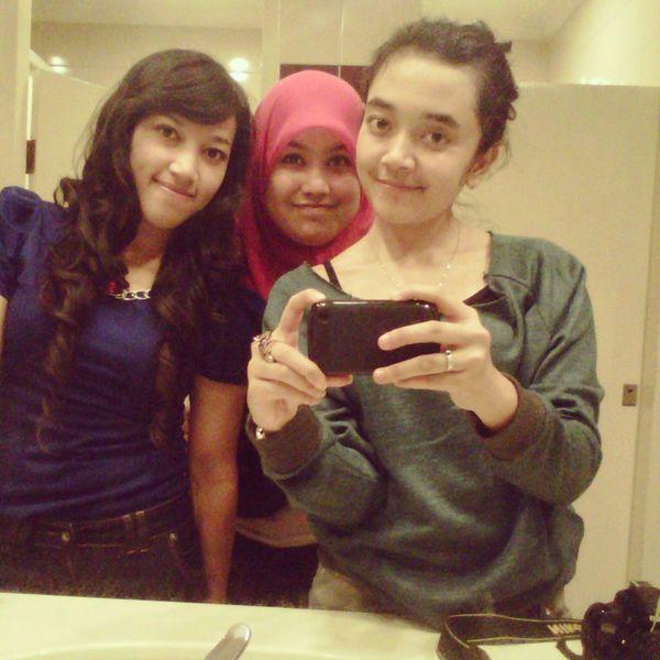 Bukber with friends :D