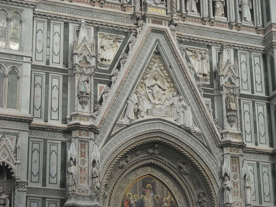 Italy❤️ Florence Architecture Medieval Europe Duomo Florence Stucture Church Dome Facades Statue Amazing Architecture Reinessance Cathedral