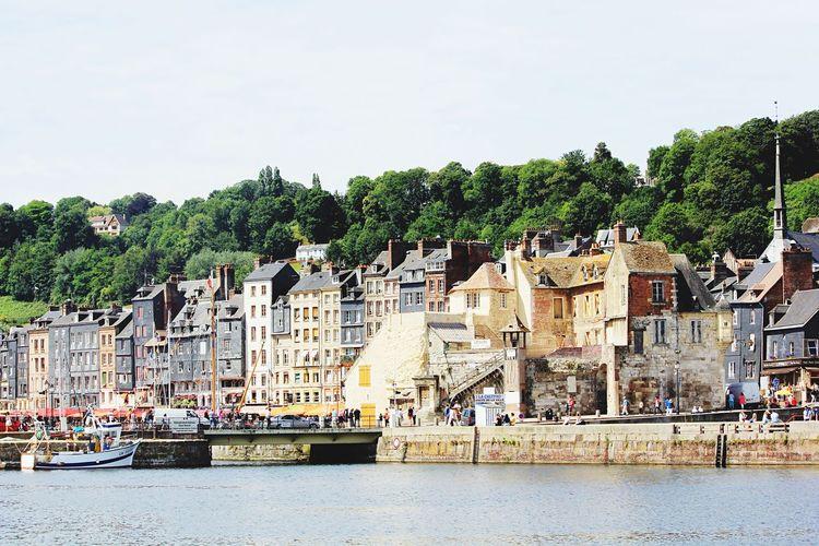 Beatiful Village Honfleur France OpenEdit Sightseeing Seeing The Sights