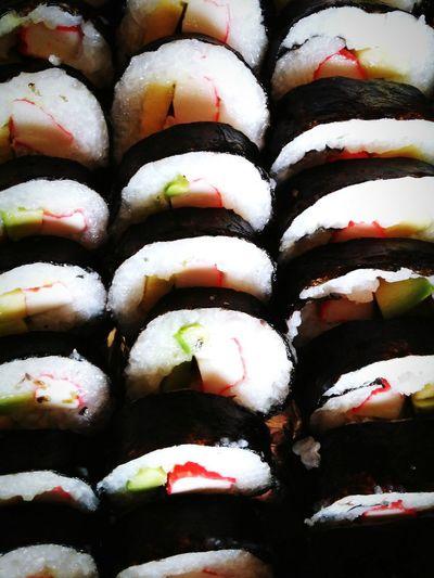 What's For Dinner? Sushi Dinner