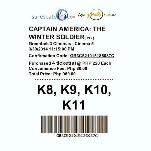 sure??? hihihihi. watcha think. MOVIE Captainamerica Kapitanamerika