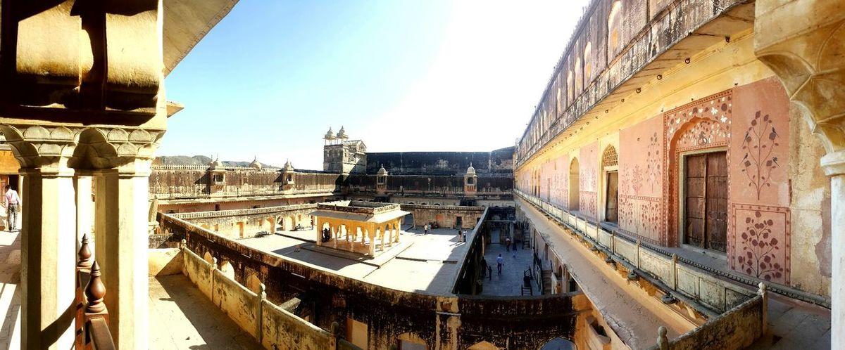 Jaipur Amerfortjaipur Architecture