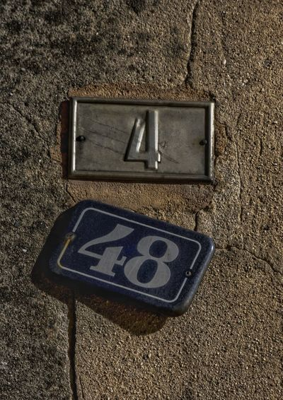 which? Numbers Doubt Unclear Communication High Angle View Textured  Close-up Information Sign Information Symbol
