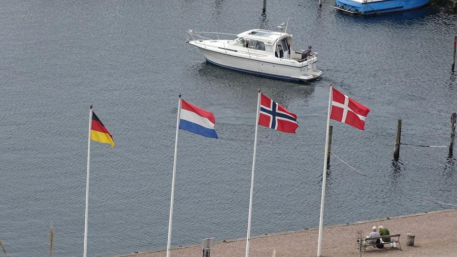 Boat Day Flag