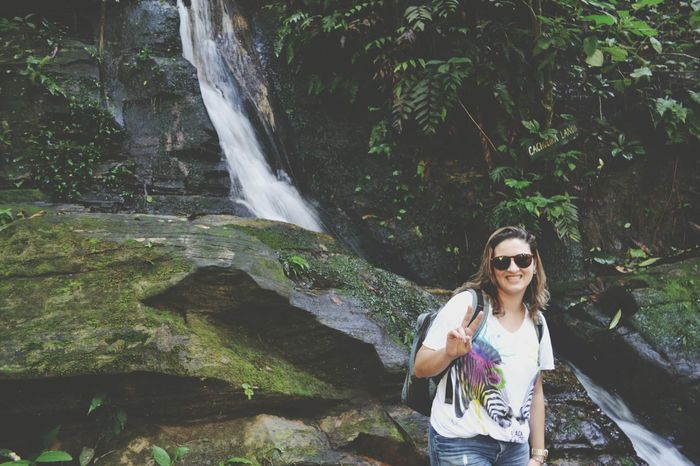 Nature_collection Water Fall Nature Water My Love My Wife Today's Hot Look New Place In The Forest Jungle