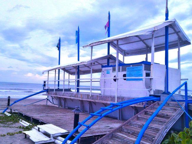 Goodmorning EyeEm  Bagasbasbeach Oceanview CoolWeather Bicolandia Daet Camarines Norte, Philippines