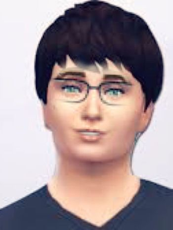 Mixture of Dil and Eliza from DANANDPHILGAMES Sims 4 Phandom Phan  Danisnotonfire  Amazingphil Sims4