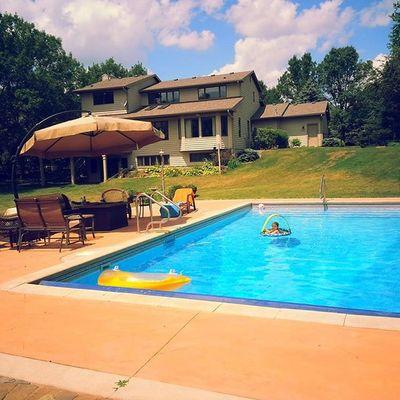 Carmella Pool Pooltime Summer Wisconsin Eauclaire Taramae Bittersweet Memories Takemeback