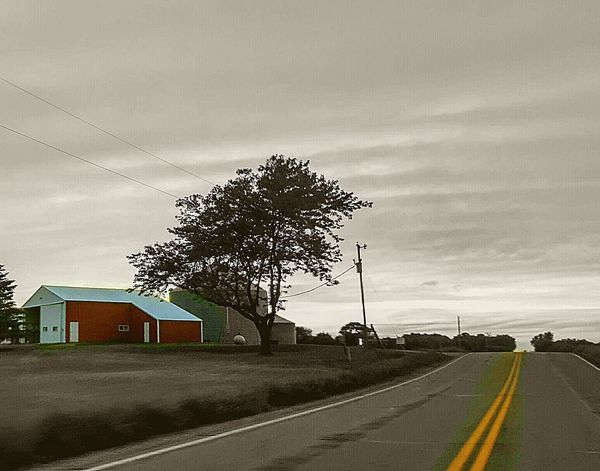Roadside America Country Air Peace And Quiet Countryscape Home Sweet Home Samsung Galaxy S6 Edge Popular Photos Country Drive From My Point Of View Appreciate The Little Things In Life Enjoying Life B&W Collection My Style My Photography! Commentalways Critiques_welcome Hi Eyeem!
