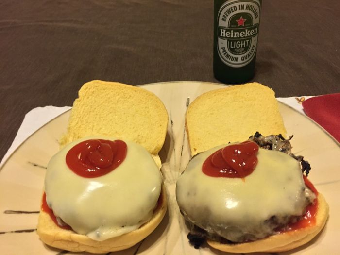 Cheeseburger, Cheeseburger, Beer Grilling ICanCookMyAssOff ItsAnItalianThing Nomnombomb MyFoodPics