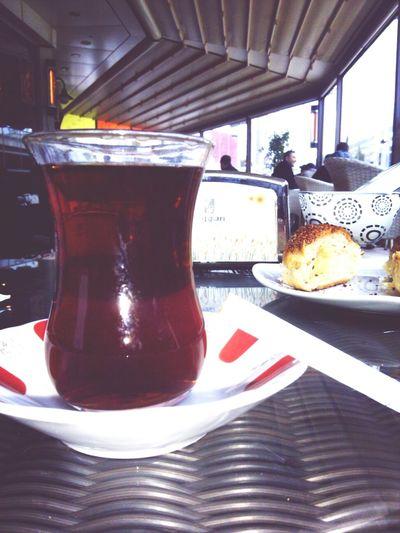 Tea And Cigarettes Pleasure :))