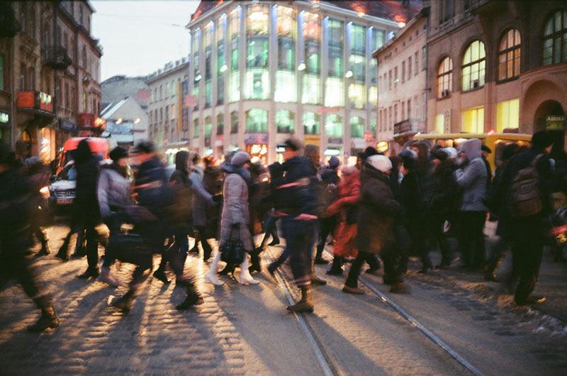 Analogue Photography Bwojcinski Canonet Lviv, Ukraine Streetphotography Ukraine First Eyeem Photo