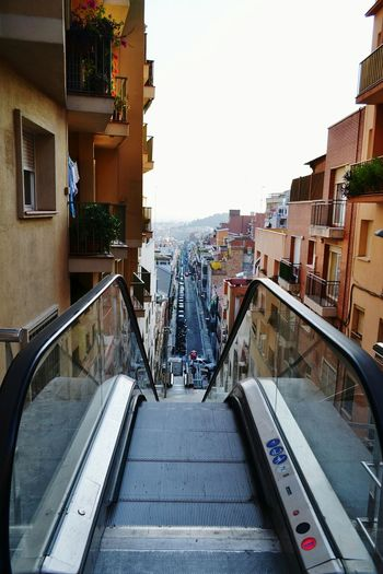 El Carmel Outdoors Stairways Barcelona Carmel Neighborhood Streetphotography Walking Around The City  Mybcnpics
