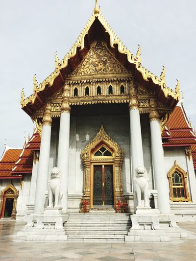 Thailand Marbletemple