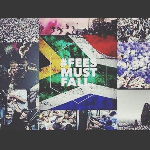 Feesmustfall South Africa Tertiaryeducation✊✊