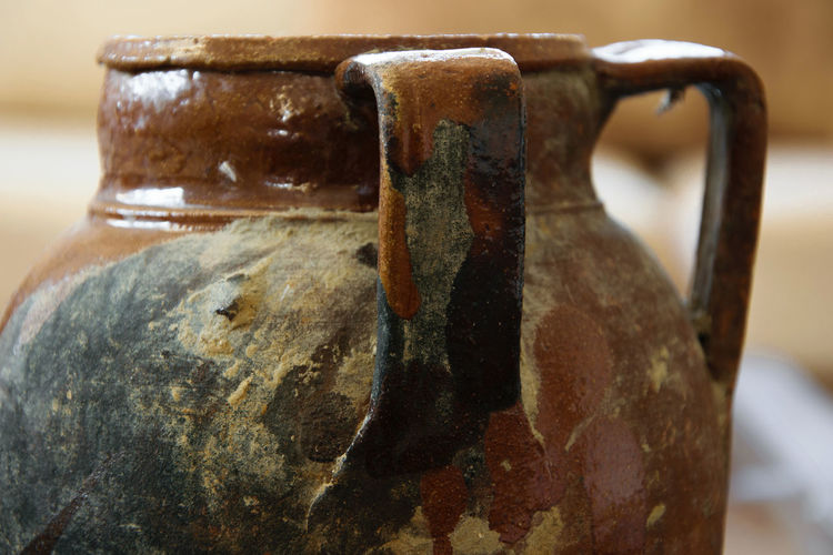 Albania Antique Archaeology Archeology Objects Retro Amfora Anfora Art Ceramics Civilization Close-up Cultures Day Drink Focus On Foreground Historic History Museum No People Ruined Site Still Life Vintage