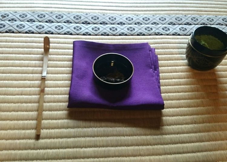 Japanese Culture Japan Photography Japanese Traditional Japanese Photography Tea Ceremony Japan Cleaning Equipment High Angle View Table Close-up
