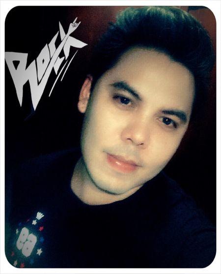 Rock!😎🎧🎸🎤 Today's Hot Look Model Protrait Sefie♡ ThatsMe Thailand Rock'n'Roll Rock