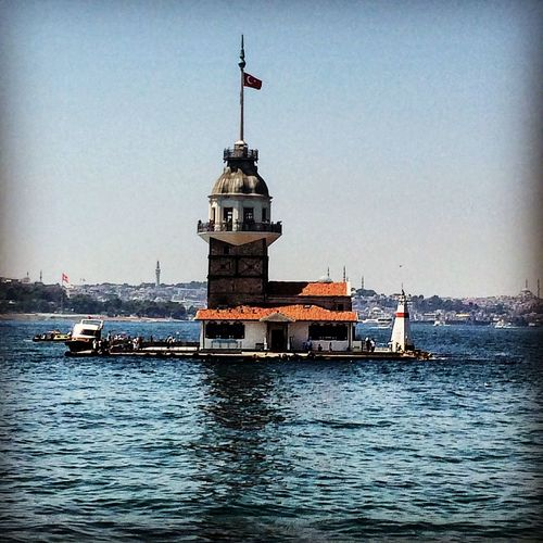 Kızkulesi Uskudar Sahil Marmara