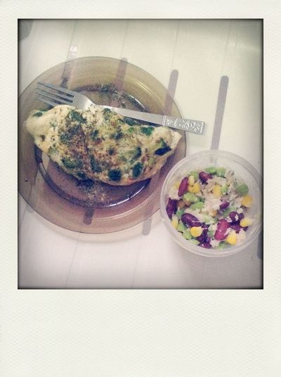My yummy healthy lunch :)