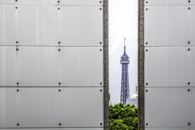 Architecture Building Exterior Built Structure City Closed Eiffel Tower Eiffel Tower Freedom Fresh On Eyeem  Jail Oroszphotography Paris Wall Week On Eyeem WeekOnEyeEm Place Of Heart Colour Your Horizn