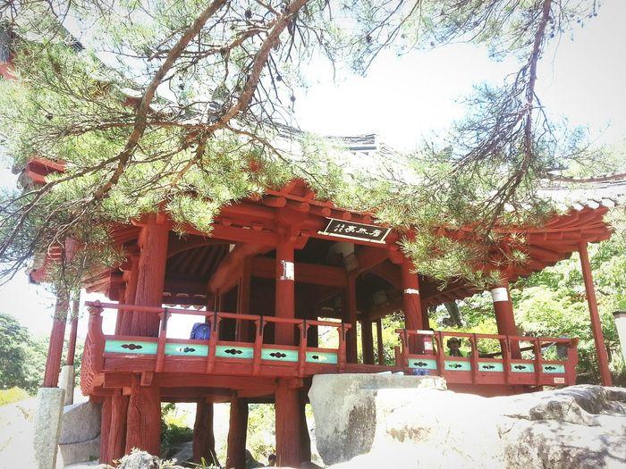 At Geoyeonjeong in Hamyang Beauty