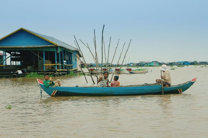 Tonle Sap Lake Tonlesap Siemreap Cambodia Travelphotography Traveler Travel Photography Traveling Floatingvillage