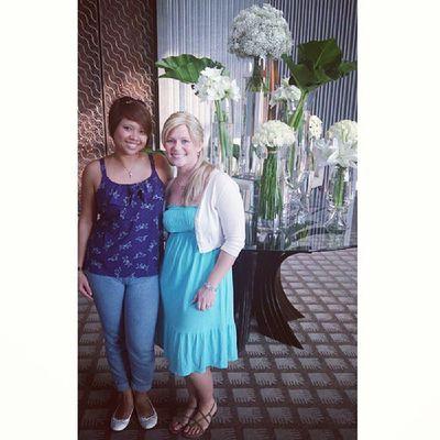 Me and christina :)