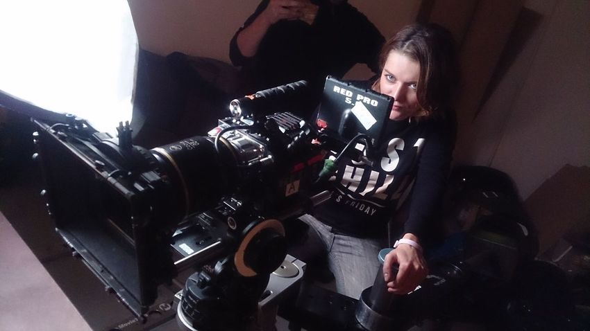 Cameraset Camera Dop Woman Woman And Camera Director Of Photography Director's Cut Filmmaking Filmmaker