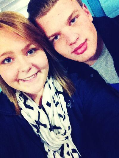 me and Blake! (: