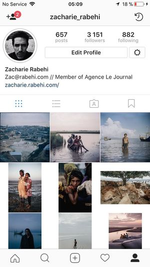 More work here, instagram: @zacharie_rabehi