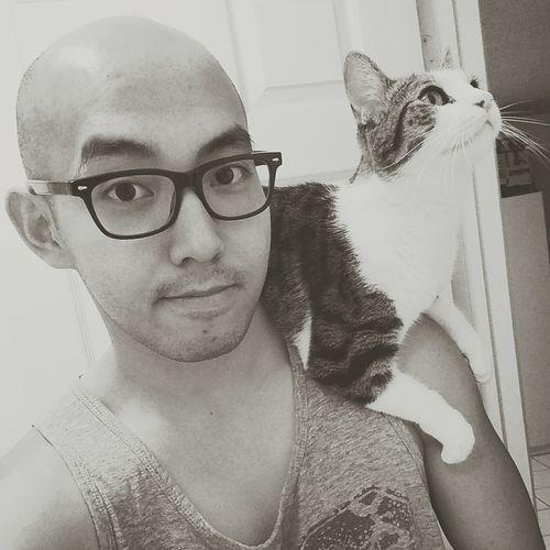 Test post Cat Kitty Nya Selfie ✌ First Eyeem Photo