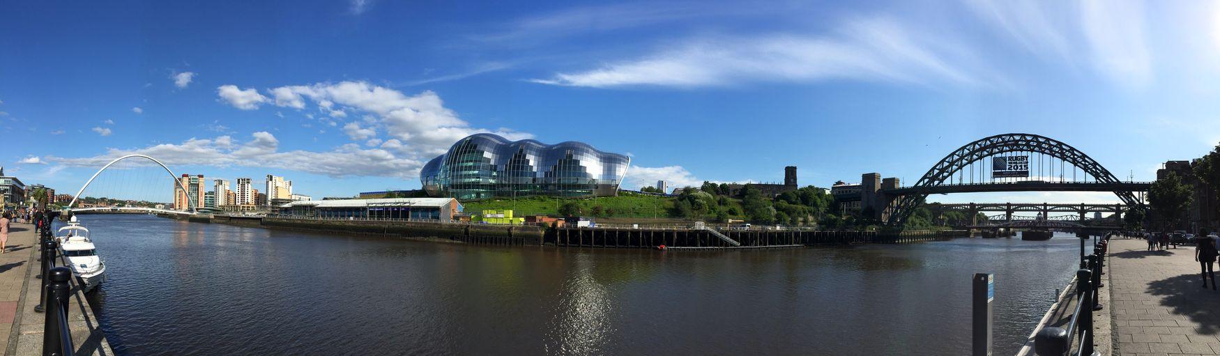 Gateshead Quayside Panorama Gateshead EyeEm Best Shots